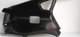 Крыло заднее правое BMW X6 E71 (2008-2014)