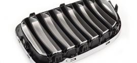 Решетка радиатора правая BMW X1 E84 (2009-2015)