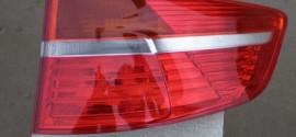 Фонарь правый наружный BMW X6 E71 (2008-2014)