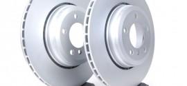 Диск тормозной задний (345 мм.) BMW 7 E65 (2001-2008)