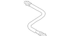 Шланг тормозной задний BMW 7 F01 (2008-2015)