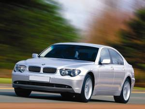 BMW 7 E65